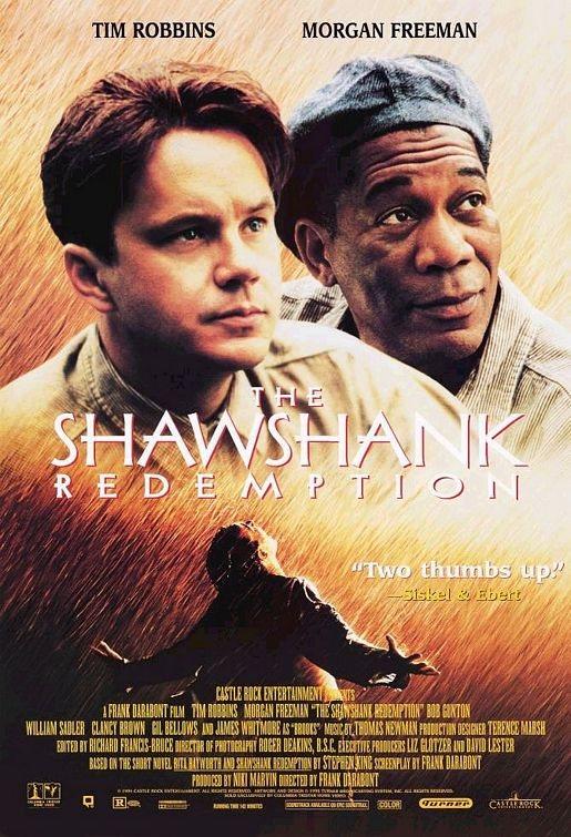 The Shawshank Redemption - STJEGYPT
