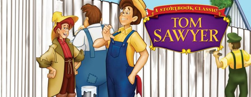The Adventure of Tom Sawyer - STJEGYPT