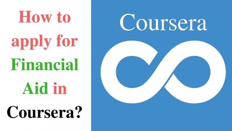 شرح التسجيل في موقع كورسيرا والحصول على الدعم المالي - STJEGYPT