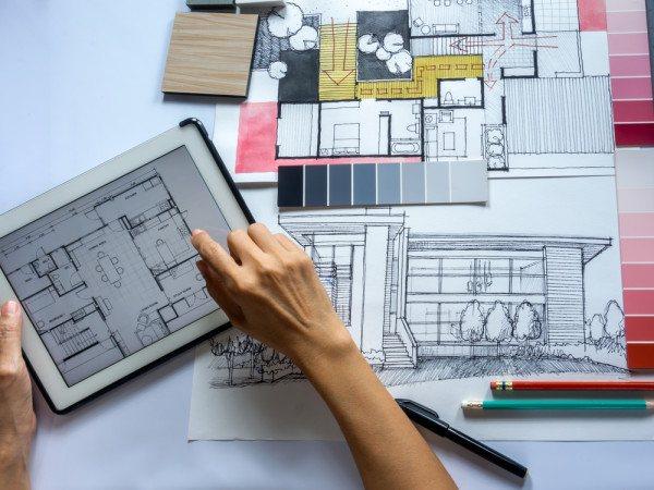 Interior designer at company in Kuwait - STJEGYPT