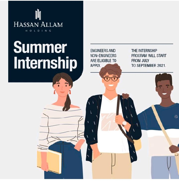 Summer internship - Hasaan Allam - STJEGYPT