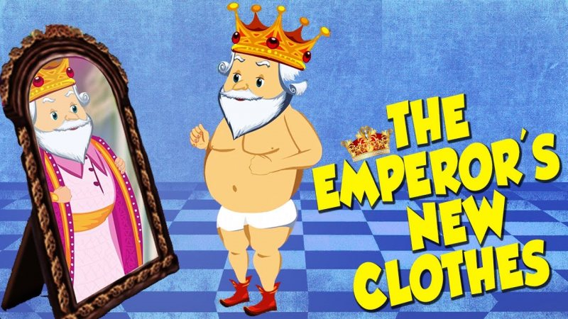 The Emperor New Clothes - STJEGYPT