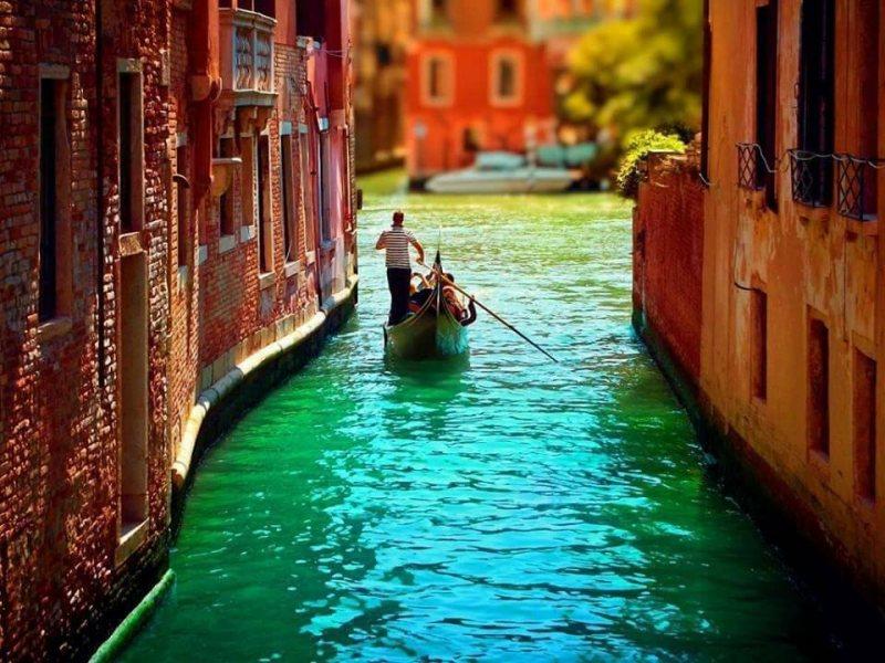 صور مختلفة لمدينة البندقية في إيطاليا - STJEGYPT