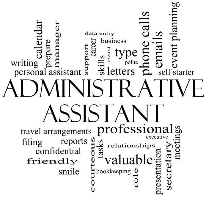Admin Assistant - STJEGYPT