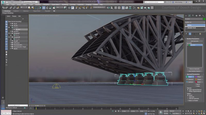 3ds Max 2016 Tutorials For Beginners   #33 Interactive Rendering/Some Extra Info Final