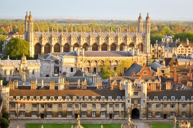 منح للدراسات العليا   في واحدة من أعرق جامعات العالم   كامبريدج - STJEGYPT