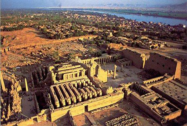 أشهر 5 مدن  اختفت عن وجه الأرض - STJEGYPT