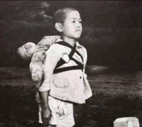 صورة لن تمحى من ذاكرة اليابانيين - STJEGYPT