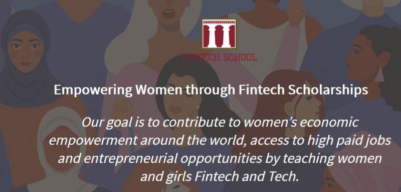 منحة في مجال ال fin tech للنساء فقط - STJEGYPT