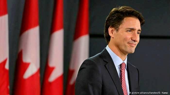كيف رد رئيس الوزراء الكندي علي هذا السؤال ؟ - STJEGYPT