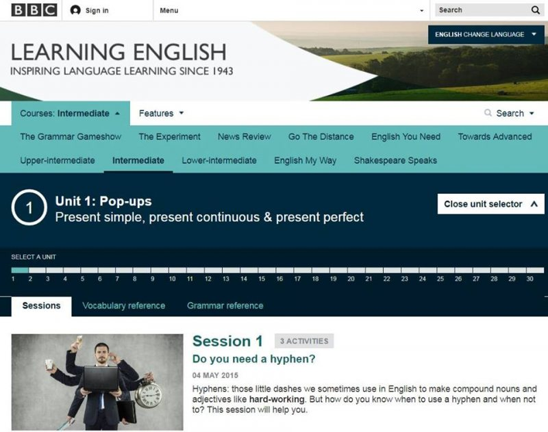 bbc learning english 1 | Articles