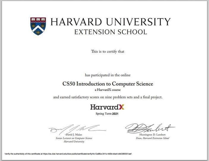 دورات جامعة هارفارد المجانية في مختلف المجالات - STJEGYPT