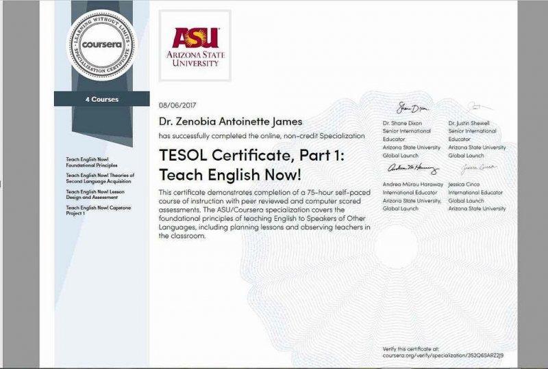 عاجل: احصل على دبلومة تدريس الإنجلش مجانًا من أريزونا - STJEGYPT