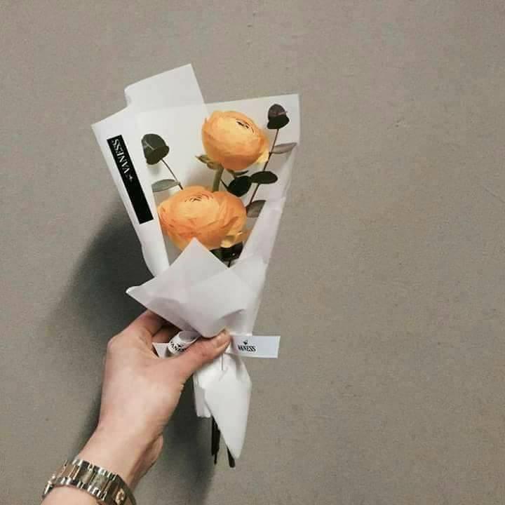 متجر يُدعى Vaness في كوريا و الزهور بشكل مختلف - STJEGYPT