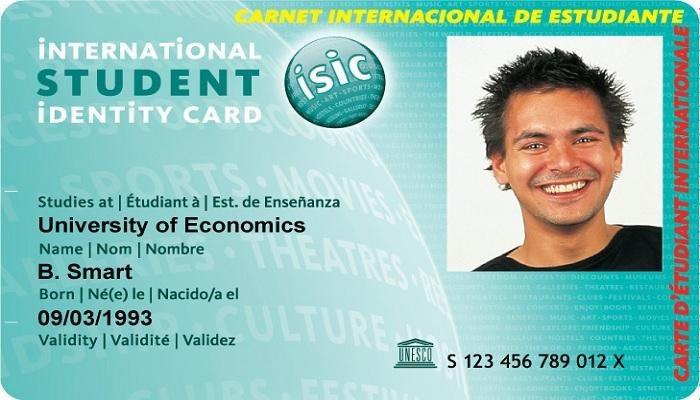 بطاقة هوية الطالب الدولي الكنز المجهول - STJEGYPT
