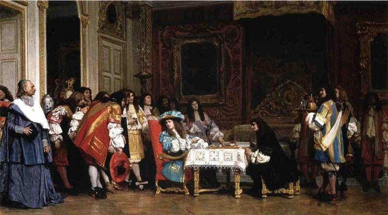 اغرب قصص الحكم بالاعدام في عهد لويس الرابع عشر - STJEGYPT