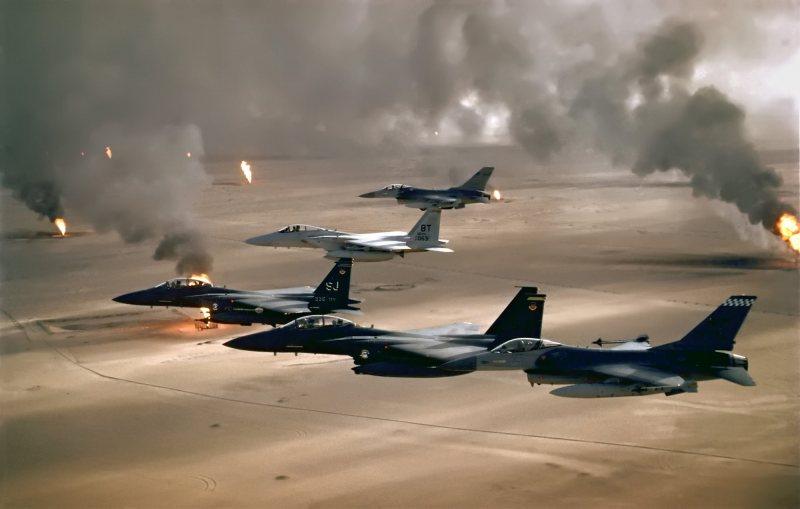فيلم وثائقي عن حرب الخليج عام 1991 وتحرير الكويت - STJEGYPT