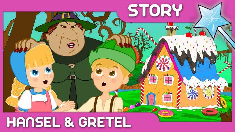 Hansel and Gretel - STJEGYPT