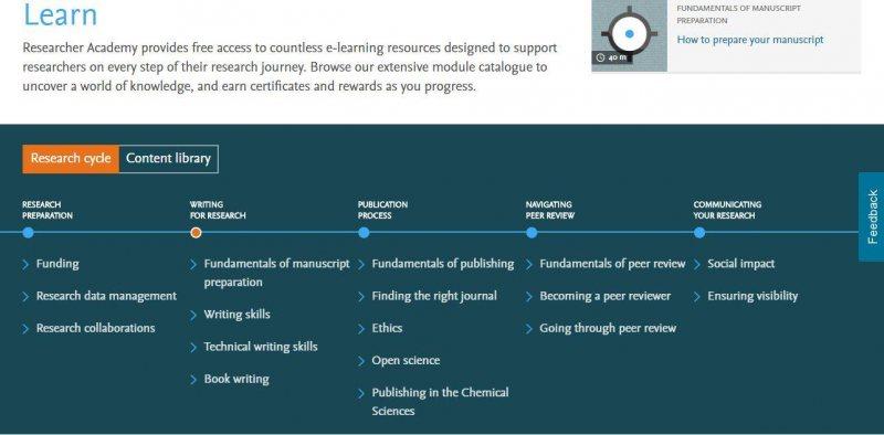 كورس مجاني للبحث العلمي مقدم من Elsevier Researcher Academy لا غنى عنه - STJEGYPT