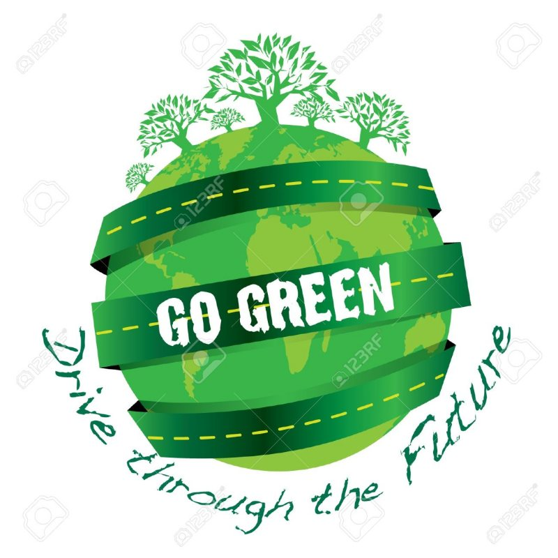 مبادرة Go Green - STJEGYPT