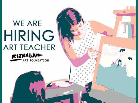 Art Teacher - STJEGYPT
