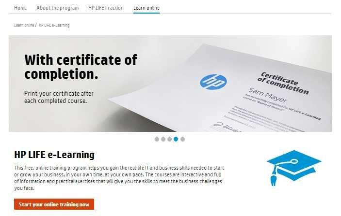 ؟HP إزاي تتدرب وتاخد كورسات بشهادة مجانًا في شركة - STJEGYPT