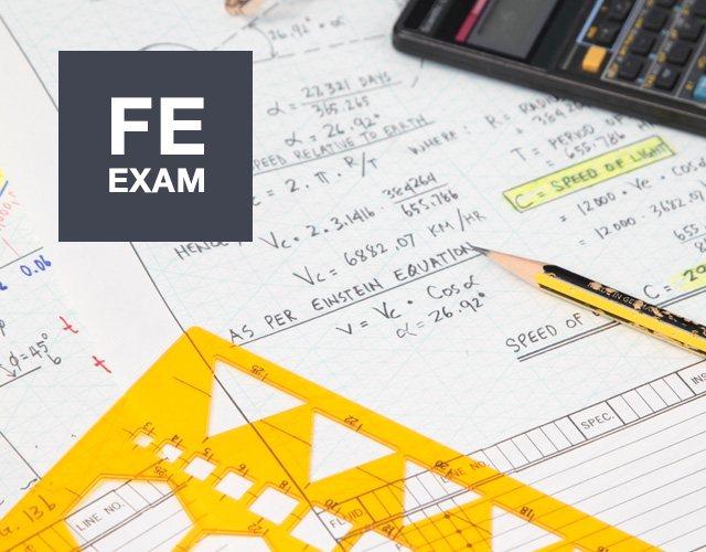 التحضير وإجتياز امتحان Fundamental Engineering Exam - STJEGYPT