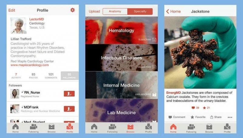 تطبيق للموبايل رائع لكل التخصصات الطبية - STJEGYPT