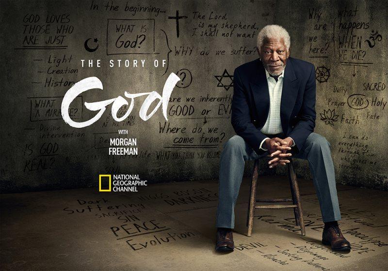 قصة الإله The Story of God الحلقة السادسة قوة المعجزات