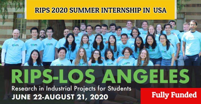 برنامج التدريب الصيفي في جامعة كاليفورنيا لوس انجلوس - STJEGYPT