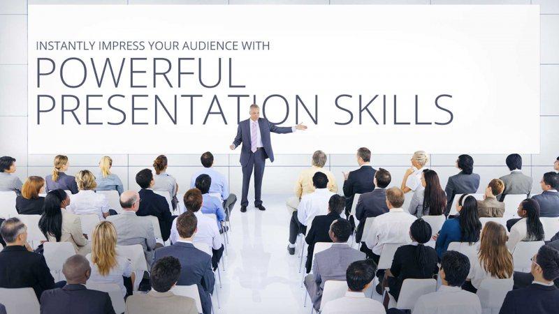 Presentation Skill كورس مجاني بالعربي عن مهارة العرض - STJEGYPT