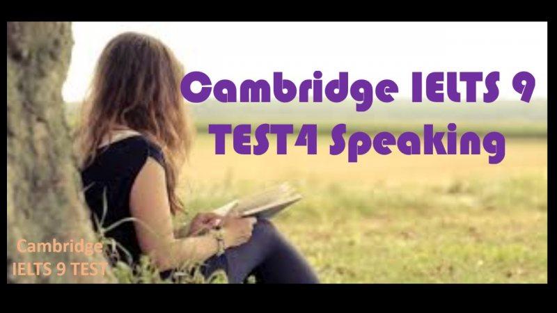 ملفات فيديو لملاحظات ال speaking للايليتس الخاص بكامبيردج - STJEGYPT