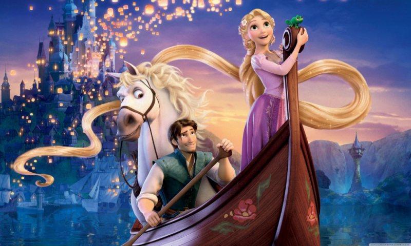 Rapunzel - STJEGYPT
