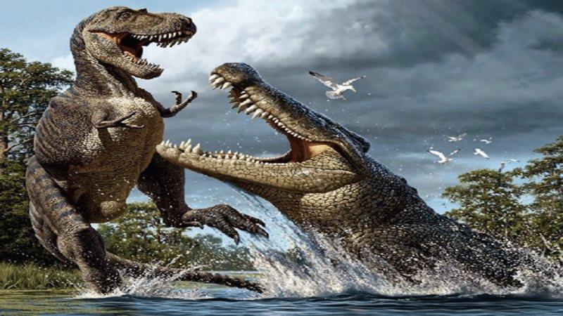 - تطور الديناصورات و أسباب انقراضها ! - STJEGYPT