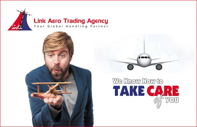 شركة لينك ايرو لخدمات الطيران تطلب Check In Agent - STJEGYPT