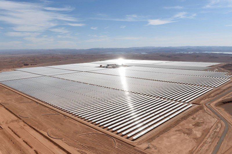 اكبر محطة من نوعها في العالم من المغرب - STJEGYPT