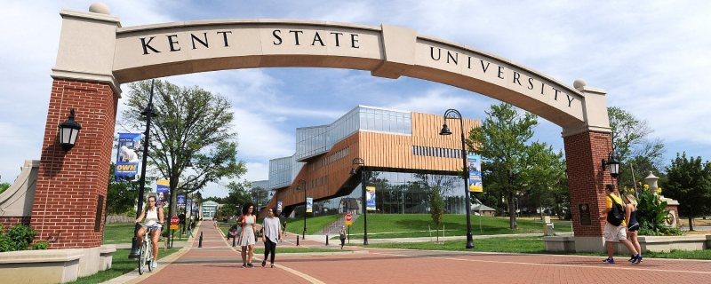 منحة دراسية عالمية في جامعة ولاية كنت لدراسة البكالوريوس في الولايات المتحدة ، 2020 - STJEGYPT