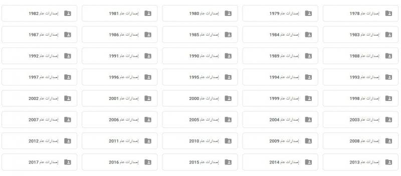 سلسلة عالم المعرفة كاملة من عام 1978 حتى 2017 مجانا - STJEGYPT