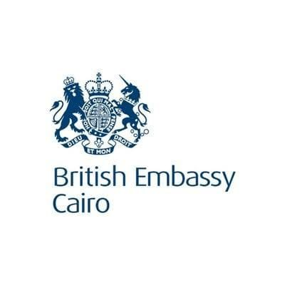 Communications Officer,The British Embassy in Cairo - STJEGYPT