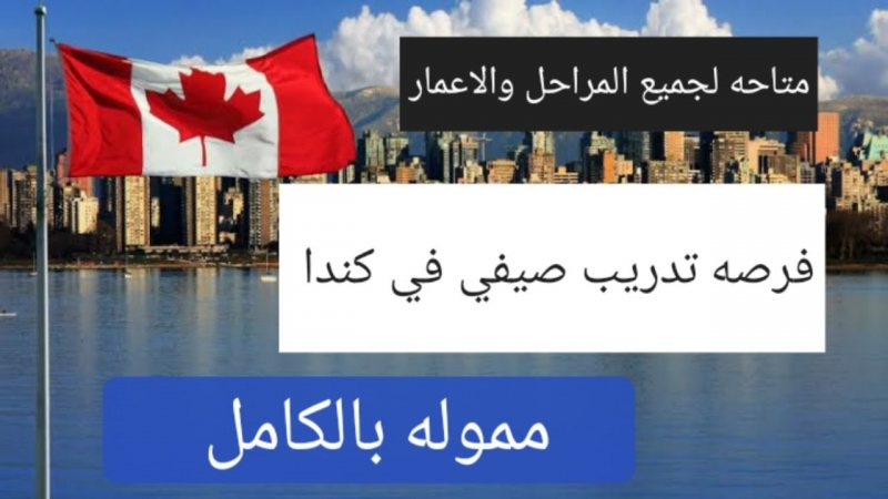 تدريب صيفى لمدة 4 أيام فى كندا 2020   - STJEGYPT