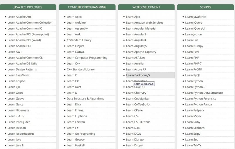 أكثر من 1000 كورس مجاني في 25 مجال مختلف - STJEGYPT
