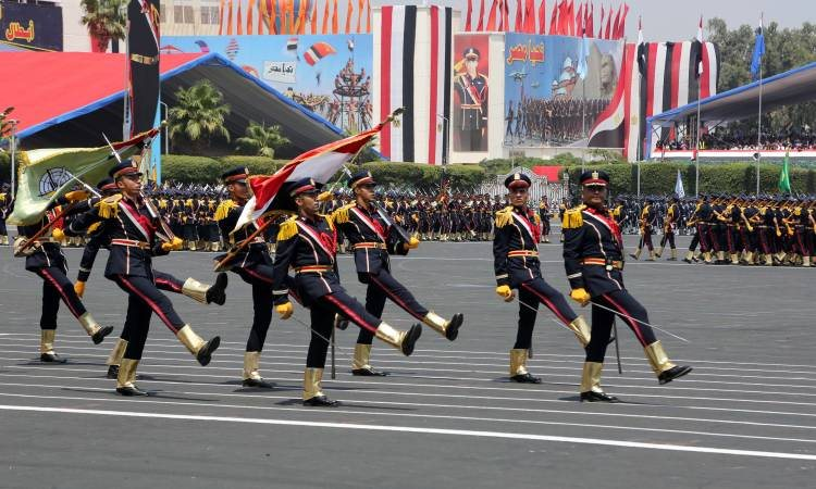 التقديم فى إعلان الكلية الحربية للضباط المتخصصين بالكليات العسكرية - STJEGYPT