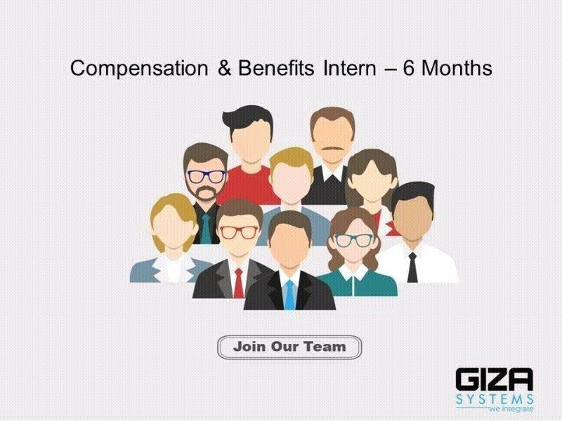 تدريب 6 شهور للخريجين الجداد في Giza Systems في الموارد البشرية - STJEGYPT