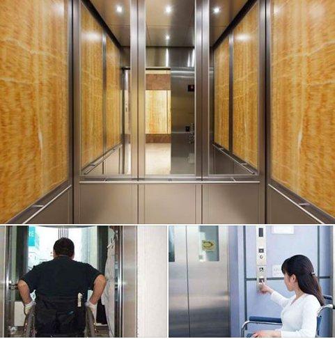 ما هو سر وجود المرايا في المصعد ؟ - STJEGYPT