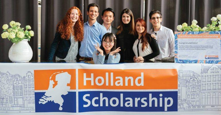 فرصة المنحة الهولندية لدراسة البكالوريوس والماجستير في الجامعات الهولندية - STJEGYPT